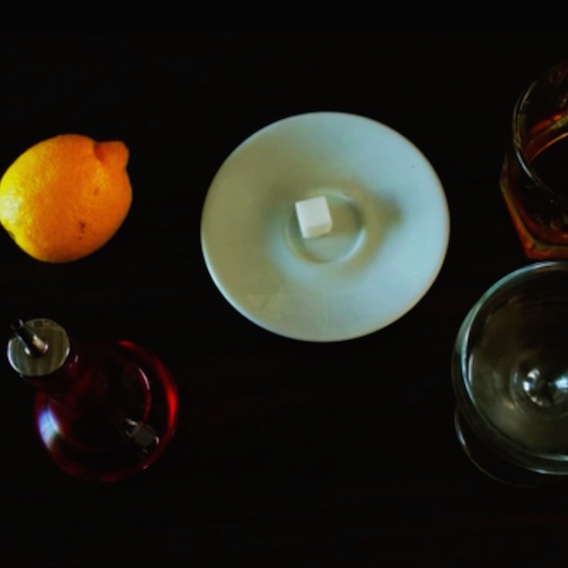 How To Make a Sazerac: A Video Tutorial