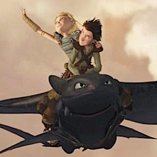 <i>How to Train Your Dragon 2</i>