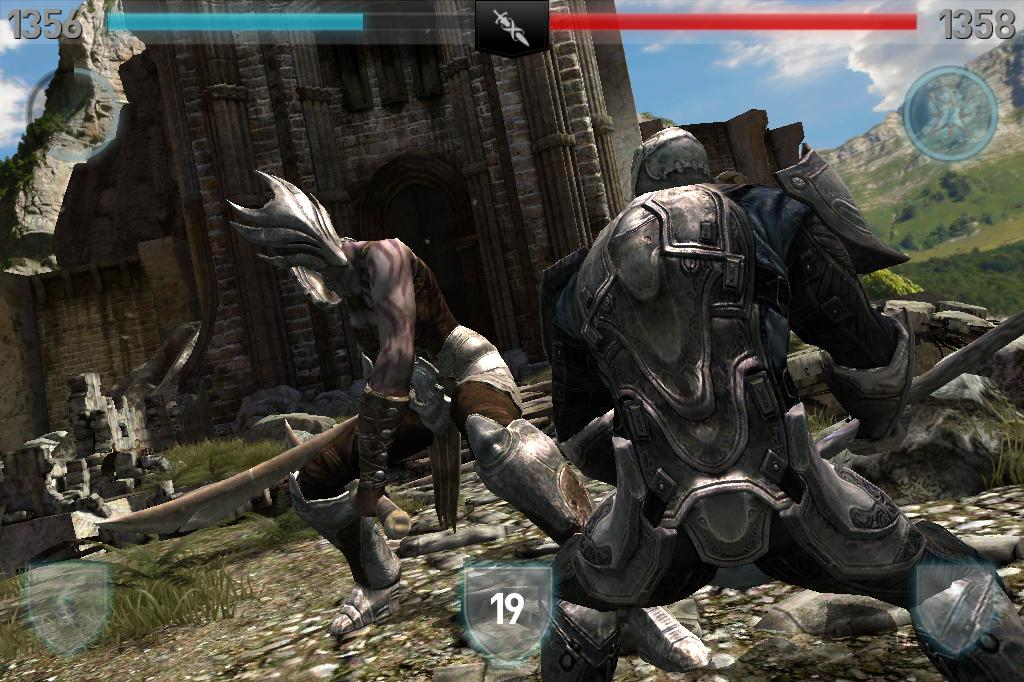 Infinity Blade II (iOS) :: Games :: Reviews :: Ios :: Paste