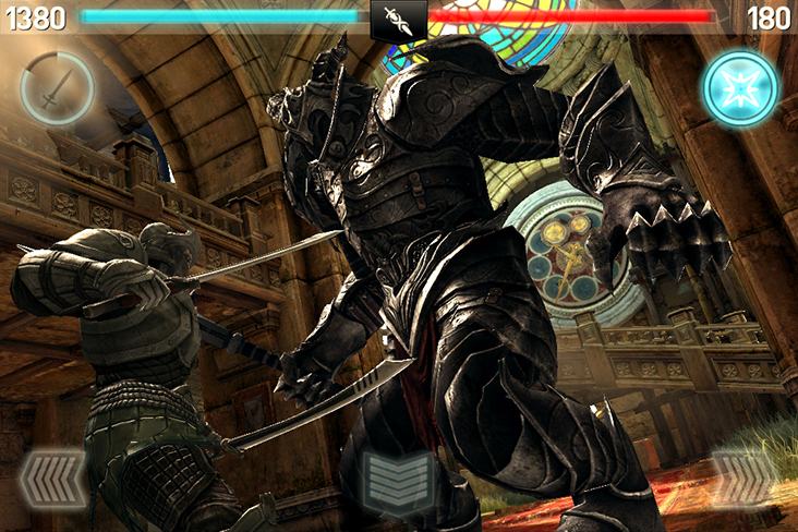 Infinity Blade II (iOS) :: Games :: Ios :: Paste