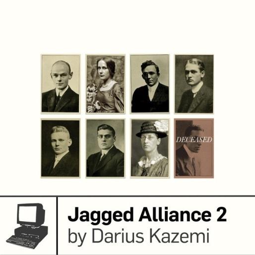 <em>Jagged Alliance 2</em> by Darius Kazemi Review: A Material History