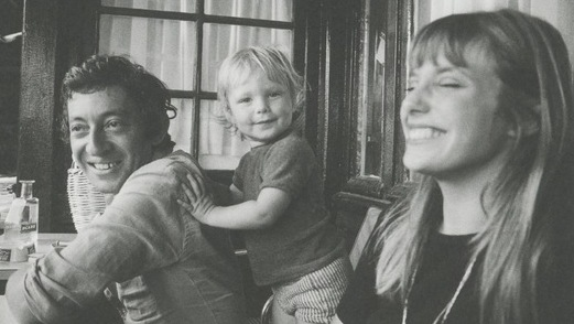 <i>Jane & Serge: A Family Album</i> by Andrew Birkin