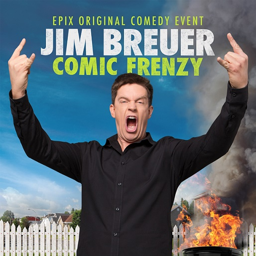 Watch an Exclusive Clip From Jim Breuer's New Stand-up Special