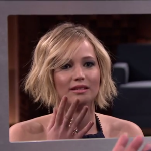Watch Jennifer Lawrence Try to Out-Lie Jimmy Fallon (She Can't)