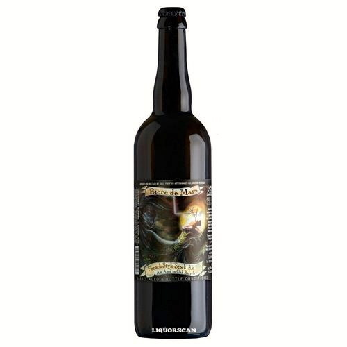 Jolly Pumpkin Biere de Mars Review