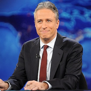 Jon Stewart Discusses Leaving <i>The Daily Show</i> In Interview