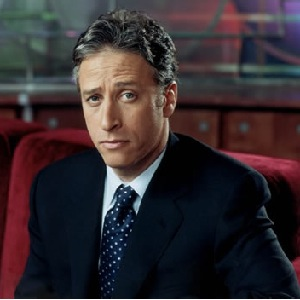 Watch Jon Stewart's Entire <i>Daily Show</i> Career in Two Minutes