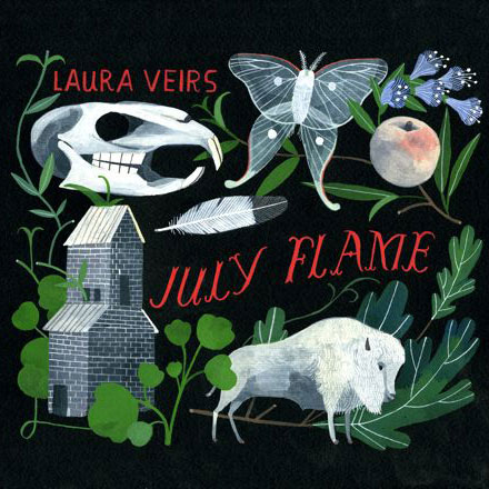 Laura Veirs: <em>July Flame</em>