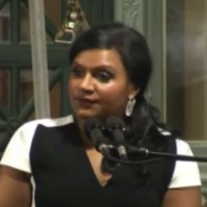 Watch Mindy Kaling's Sarcastic, Hilarious Harvard Law School Speech