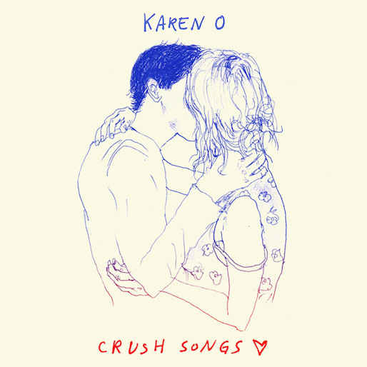 """Watch Karen O's """"Rapt"""" Video"""
