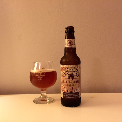 Alltech Kentucky Old Fashioned Barrel Ale Review