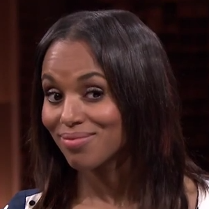 Watch Kerry Washington Dominate Jimmy Fallon's Lying Contest