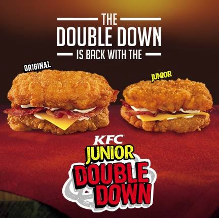 double down on