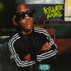 """Watch Killer Mike Perform """"Untitled"""" on <i>Letterman</i>"""