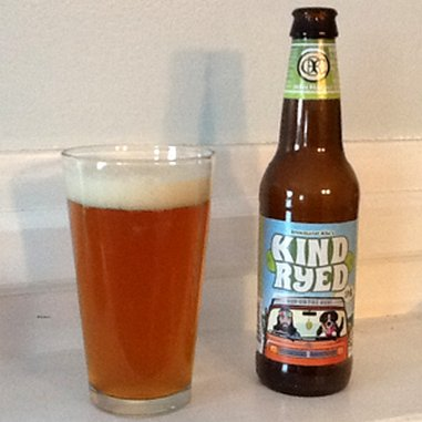 Otter Creek Brewing's Kind Ryed IPA Review