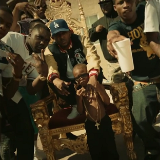 "Watch Kendrick Lamar's Music Video ""King Kunta"""