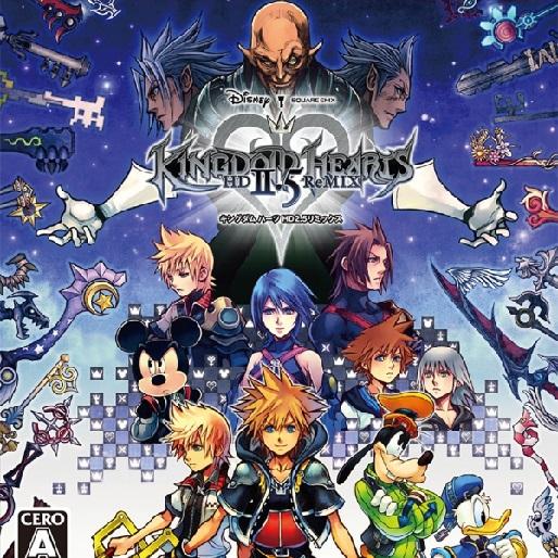 <em>Kingdom Hearts HD 2.5 Remix</em> Review—Feelings in 1080p