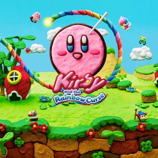 <em>Kirby and the Rainbow Curse</em> Review: Claystation