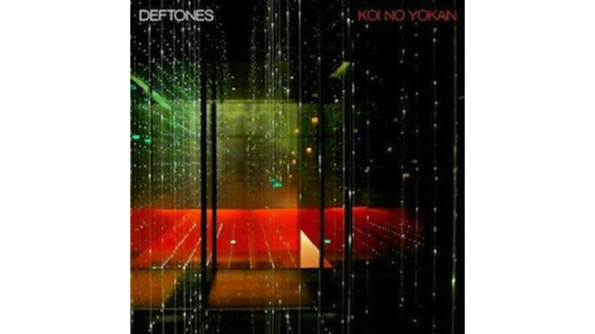 Deftones: &lt;i&gt;Koi No Yokan&lt;/i&gt;