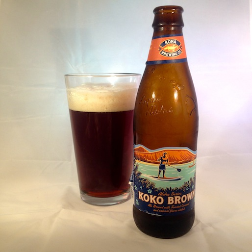 Kona Brewing's Koko Brown Ale Review