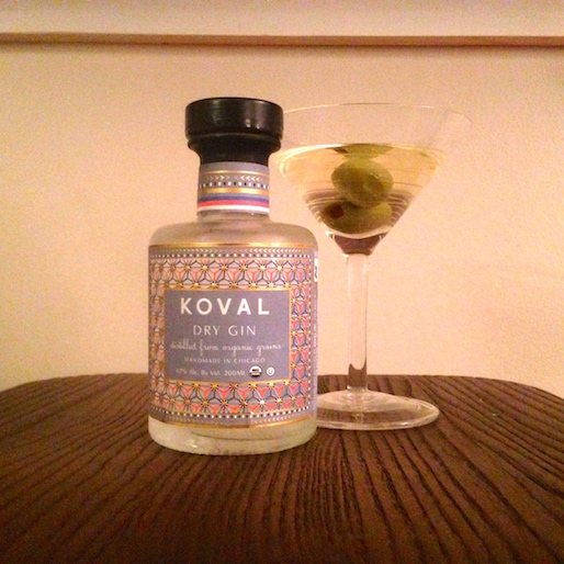 Koval Dry Gin Review