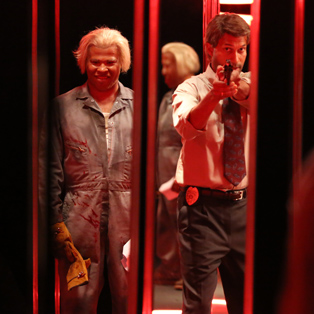 "<i>Key & Peele</i> Review: ""Scariest Movie Ever"""