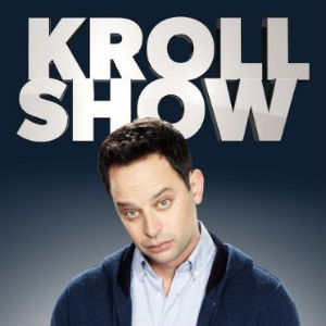 """<i>Kroll Show</i>: """"Sponsored by Stamps"""""""