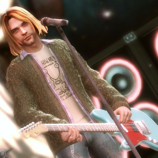 33 Screenshots of Musicians in Videogames