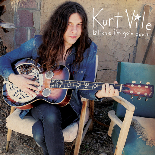 """Kurt Vile Returns with """"Pretty Pimpin'"""" from Forthcoming LP <i>B'lieve I'm Going Down...</i>"""