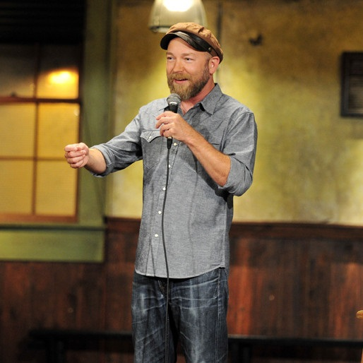 Kyle Kinane: Midwestern and Paranoid
