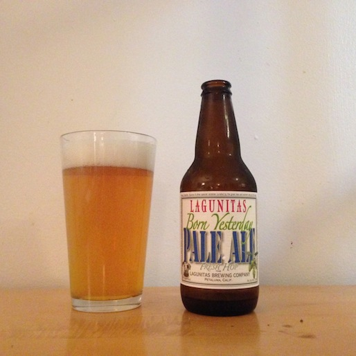 Lagunitas Born Yesterday Review