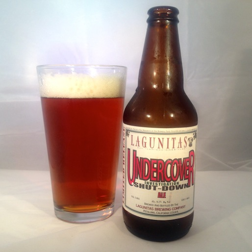 Lagunitas Undercover Investigation Shut-Down Ale Review