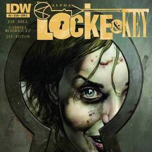 <i>Locke & Key: Alpha</i> #2 by Joe Hill and Gabriel Rodriguez