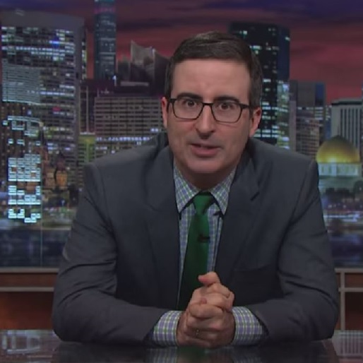 Watch John Oliver Share Unused Graphics From <em>Last Week Tonight</em>