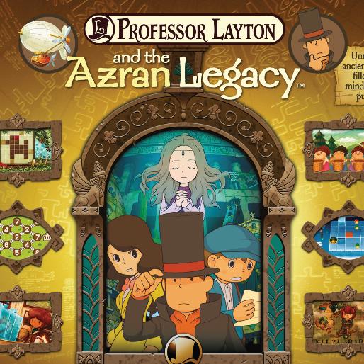 <em>Professor Layton and the Azran Legacy</em> Review (3DS)