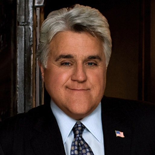 Jay Leno Awarded Mark Twain Prize For American Humor