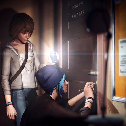 Closeted Damsels and Heroic Gal Pals: <i>Life is Strange</i> and <i>Tomb Raider</i>