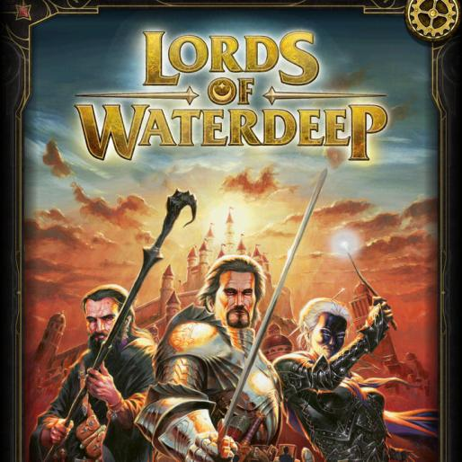 Mobile Game Review: <em>Lords of Waterdeep</em> (iOS)
