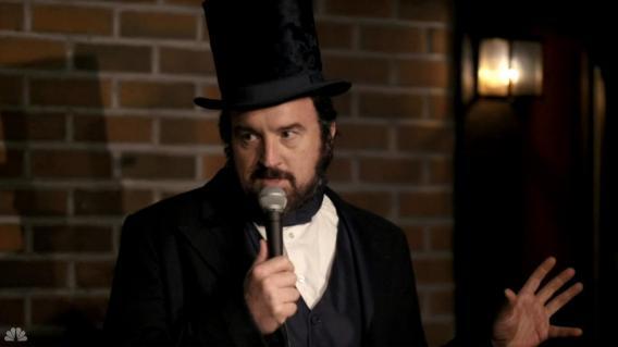 "<i>Saturday Night Live</i> Review: ""Louis C.K./fun."" (Episode 38.06)"