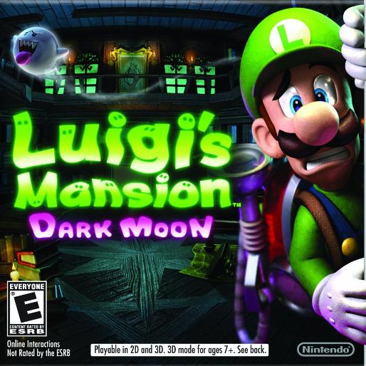<em>Luigi's Mansion: Dark Moon</em> Review (3DS)