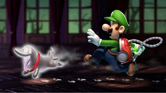 <em>Luigi's Mansion: Dark Moon</em> Review (3DS)
