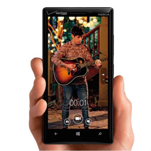 Nokia Lumia Icon Review