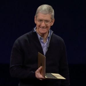 This is the New Amazingly Thin Retina MacBook