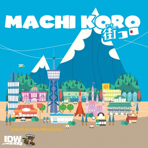 <em>Machi Koro</em> Boardgame Review