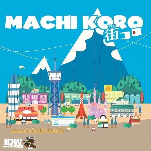 <em>Machi Koro</em> Boardgame Review