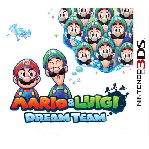 <em>Mario & Luigi: Dream Team</em> Review (3DS)