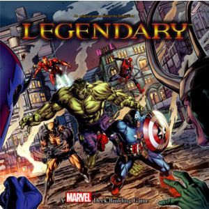 <em>Legendary: A Marvel Deck Building Game</em> Review (Board Game)