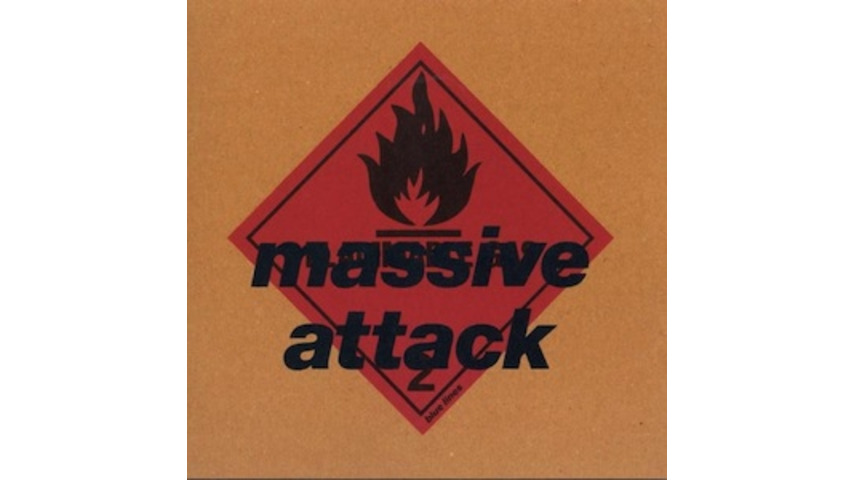 Massive Attack: <i>Blue Lines</i> Reissue