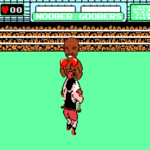 The Mayweather-Pacquiao Fight Recreated in <i>Punch-Out!</i> Is Less Expensive, Still Disappointing
