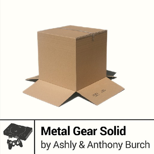 <i>Metal Gear Solid</i> by Ashly and Anthony Burch Review